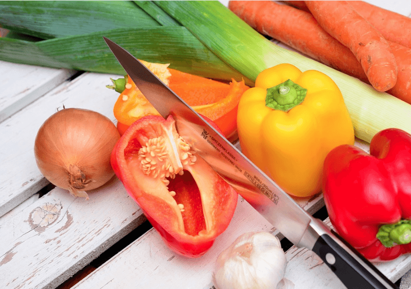 Vegetables as a part of low saturated fat diet