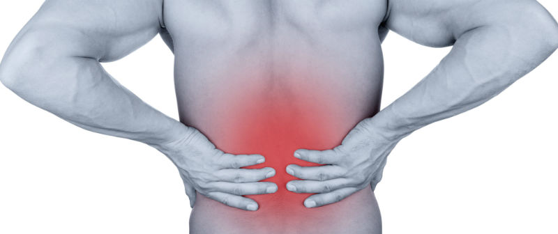 Treatment for Lower Back Pain at Home or in Clinic