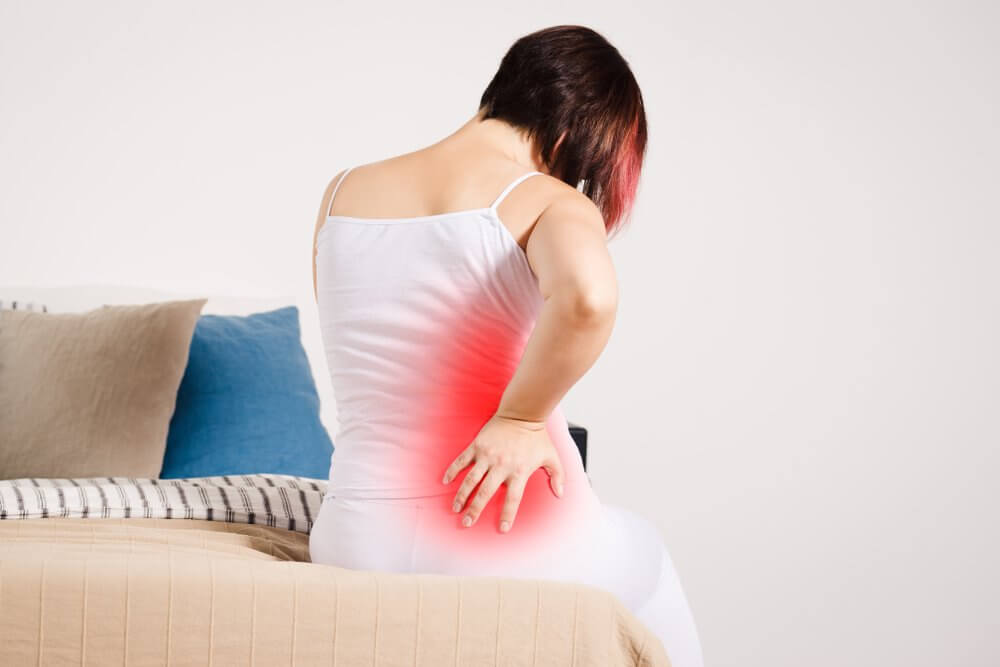 Back Pain Conditions That Mainly Affect Women