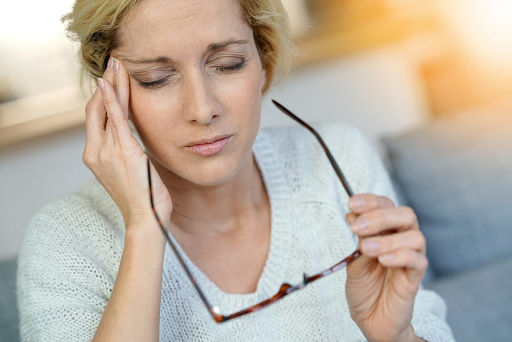 Weather changes may lead to migraines