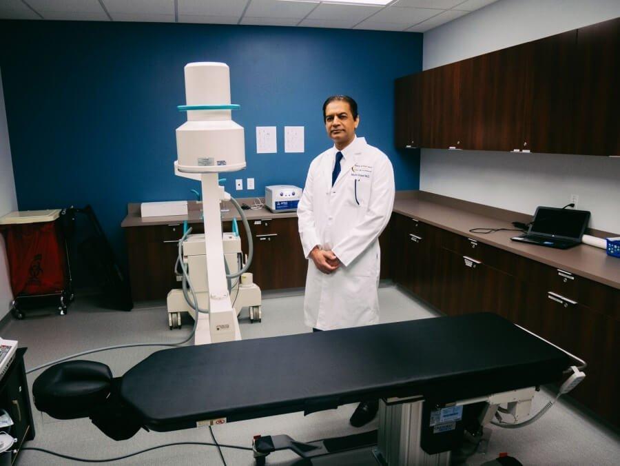dr majid ghauri spine specialist fairfax dulles va