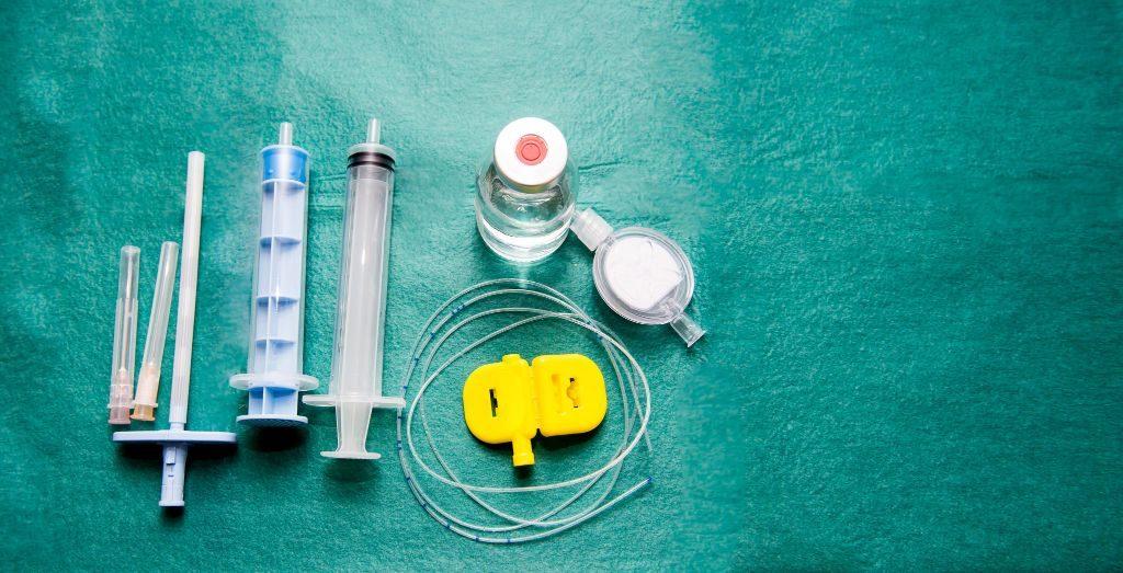 Pain nerve block procedure