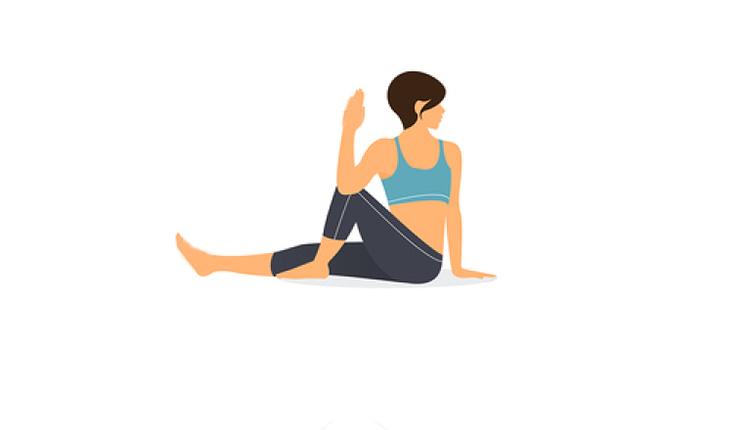 1 Stretches to relieve sciatica