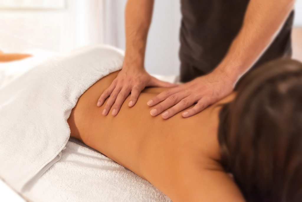 massage therapy for treating low back pain