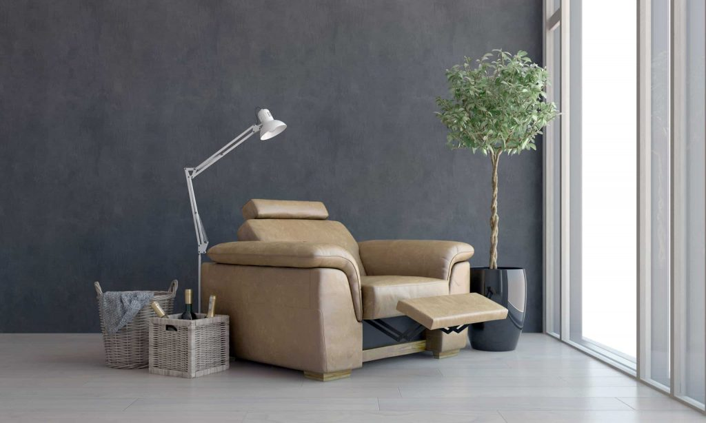 choosing the reclining chair with back pain